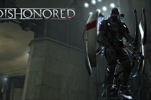 Dishonored 2 Games Wallpaper