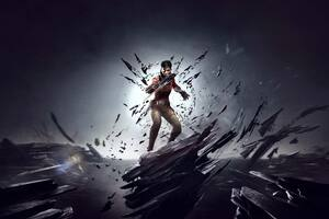 Dishonored Death Of The Outsider Wallpaper