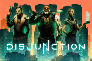 Disjunction 2021 Wallpaper