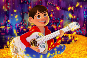 Disney Pixar COCO Fanart Wallpaper