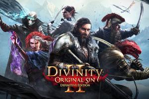 Divinity Original Sin 2 4k Wallpaper
