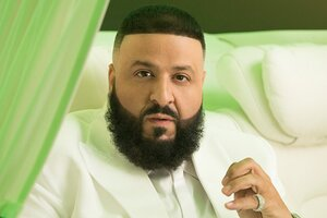 DJ Khaled Wallpaper
