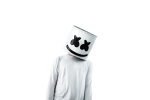 DJ Marshmello Wallpaper