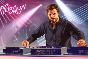 DJ Solomun Grand Theft Auto V DLC 2018
