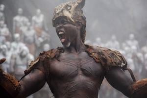 Djimon Honsou The Legend Of Tarzan