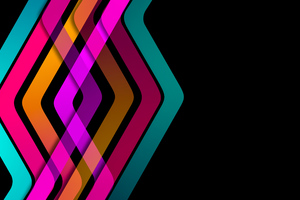 Dna Formation Lines Abstract 8k Wallpaper