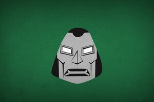 Doctor Doom Minimalism