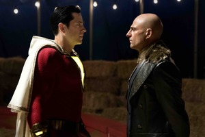 Doctor Sivana And Shazam