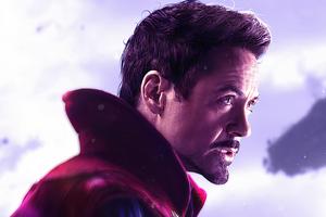 Doctor Stark 4k
