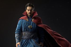 Doctor Strange 2020 4k Art Wallpaper