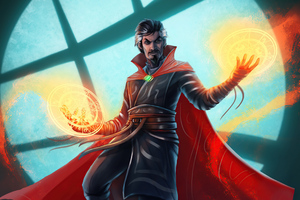 Doctor Strange 2020 4k Artwork