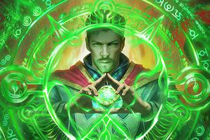 Doctor Strange 2020 New Wallpaper