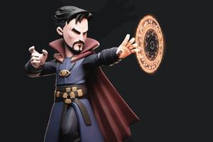 Doctor Strange 3d Avengers Infinity War