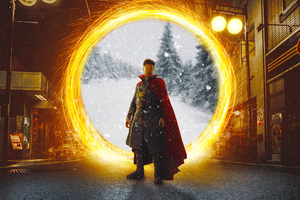 Doctor Strange 4k 2020 Wallpaper