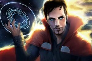 Doctor Strange 4k Arts