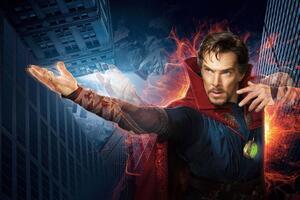 Doctor Strange 4k HD Wallpaper