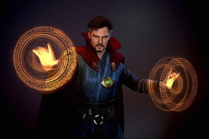 Doctor Strange 4k New Art Wallpaper