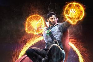 Doctor Strange 4k New Artwork
