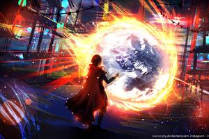 Doctor Strange Artwork