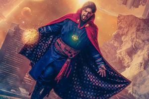 Doctor Strange Cosplay 5k Wallpaper