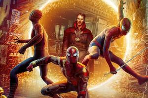 Doctor Strange In Spider Man No Way Home 4k Wallpaper