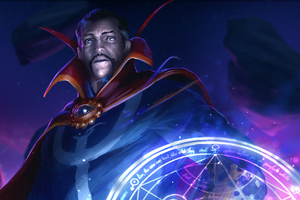 Doctor Strange Marvel Contest Of Champions