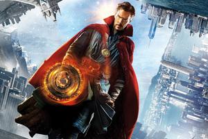 Doctor Strange New Poster 4k