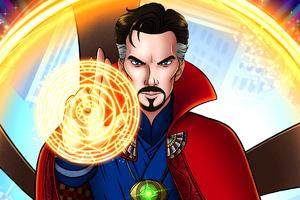 Doctor Strange New