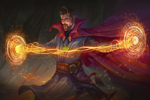 Doctor Strange4kart Wallpaper