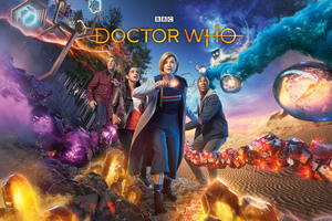 Doctor Who 2018 4k