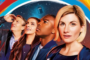 Doctor Who 2020 Wallpaper