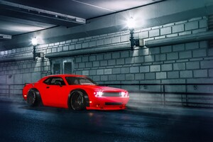 Dodge Challenger 3 Wallpaper