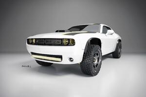 Dodge Challenger Concept