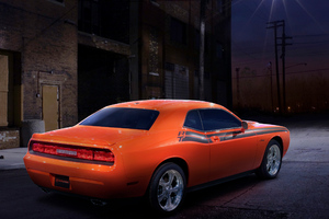 Dodge Challenger RT Classic Car