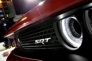 Dodge Challenger SRT Logo