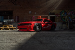 Dodge Challenger Tuned