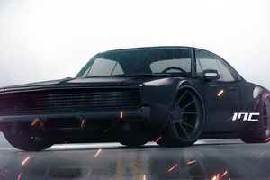 Dodge Charger 1968 RT Wallpaper