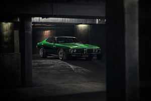 Dodge Charger Muscle Car 4k