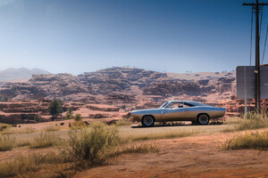 Dodge Charger RT 69
