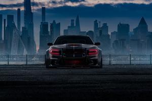Dodge Charger SRT Hellcat Enforcer 4k