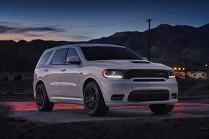 Dodge Durango SRT 2018 Wallpaper