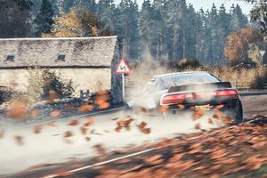 Dodge Forza Horizon 4 Drifting 4k
