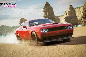 Dodge Hellcat  Forza Horizon 3
