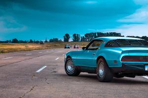 Dodge Muscle Car 5k Wallpaper
