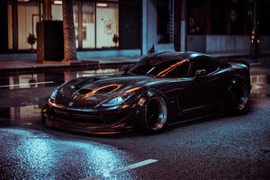 Dodge Viper Srt Need For Speed