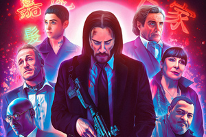 Dog In John Wick Chapter 3 2019 Parabellum 4k