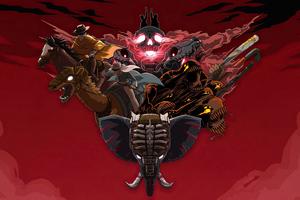 Dogma Resistance From Monstercat Wallpaper