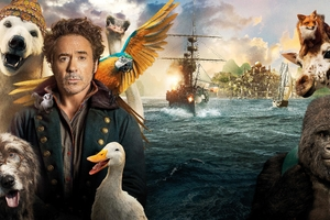 Dolittle 2020 Movie 8k Wallpaper