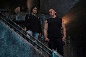 Dominic Toretto And Letty F9 Wallpaper