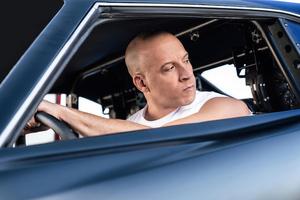 Dominic Toretto Fast 9 Wallpaper
